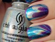 Nail Inspiration... / by Natalie Grimes