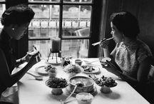 Vintage Chinese Food Photos