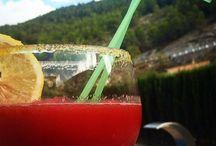 Bebidas, cocteles... /drinks, cocktails / Refrescate con una bebida diferente