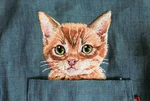 Embroidery / by Waida Santos