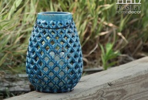 Lanterns / by SheaClay Pottery LLC.Tracy Shea