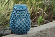 Lanterns / by SheaClay Pottery.Tracy Shea