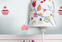 Tapety pre vaše deti / Kvalitné detské tapety, ktoré Vášmu dieťaťu spríjemnia jeho izbu a premenia mu ju na miesto plné radosti a zábavy.