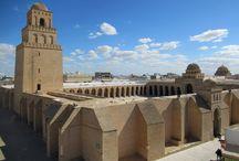 Kairouan and Dougga, Tunisia / Photos taken by David Stanley on a visit to Kairouan, Dougga, and Testour, Tunisia.
