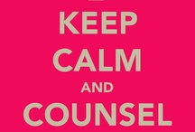Counseling Tips & Info / School & Private Counseling Tips
