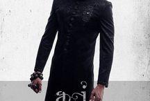 black sherwani 1