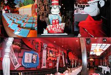 Cat in the Hat Party Ideas / by Cristy Mishkula @ Pretty My Party
