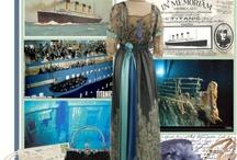 Titanicin murhamysteeri pukeutuminen