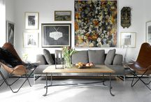 Wall art / Ideas for wall art and gallery walls.