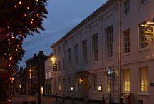 The George Hotel, Lichfield