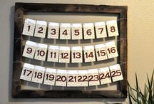 Advent Calendars / by Lena Postanowicz