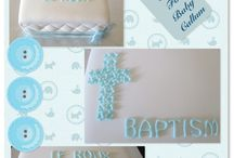 Christening & baby shower cakes / For more images visit my fb page www.facebook.com/sugasugacupcakes