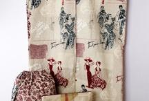 garment bags / by Susan Hale