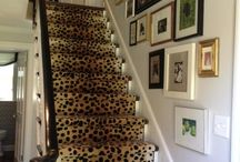 Stairs and Stair Runners