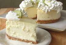 Cheesecakes & the like / by Juliette Rousseau