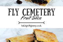 Fruit Slice (Fly Cemetery)
