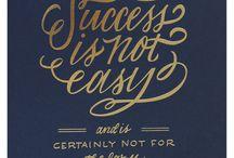 success & motivation