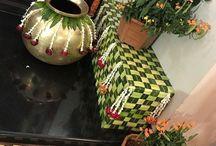 entrance pot