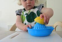 praktický život - Montessori