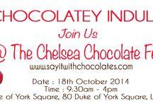#ChocolateWeek / Celebrating #ChocolateWeek