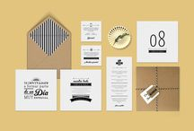 Sunny Day / Invitaciones de boda • Wedding invitations • Papelería de boda • Save the date • Flowers • Wedding • Boda