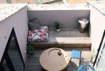 terrasse/balkong