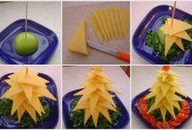Vánoční jídlo