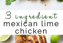 recipes | mexican