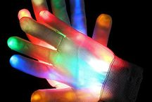Rave Gloves / The Top 5 Most Stunning Rave Gloves