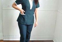 uniformes de dotacion