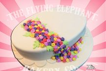 Wedding Cakes / Wedding cakes made by TFEB Chef: Betsabe Bustillos