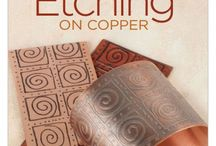 JEWERLRY ETCHING ON COPPER