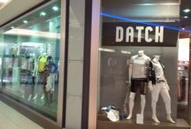 SHOP Bari / Some pictures of DATCH Shop