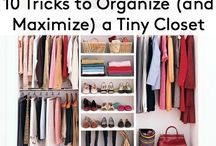 Organization and Cleaning