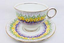 Tea Cups & Faeries