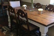 Farmhouse / Farmhouse style furniture