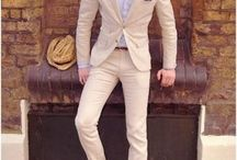 Mark wedding suit