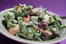 Salads / by Kim