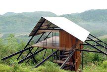 Váu / Amazing roofs