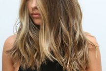 Hair things - bronde