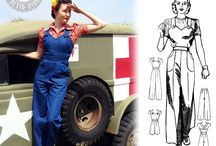 Pretty Pretty Patterns / For those sewing patterns that are covet worthy