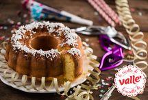 Senza Glutine: Dolci e Dessert! / Valle' ha pensato anche a chi è intollerante al glutine e propone tante dolci ricette gluten free!
