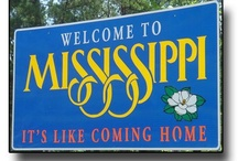 Mississippi / by Susan Cooke