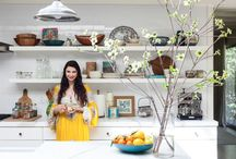 Hunting With...Shiva Rose / Tour the bohemian home of Shiva Rose and check out her favorite finds.