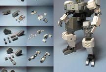 Lego projekte