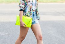 Summer Style / What to wear in the summer.