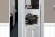 Lift door ideas