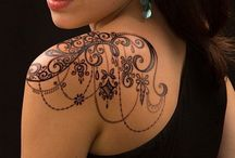 lace tattoos