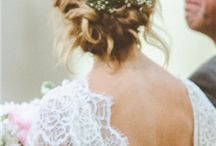 {The Hair} / your hair wedding style