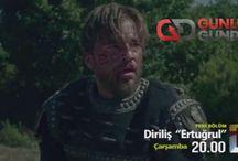 Diriliş Ertuğrul Fragmanları / TRT 1 ekranlarında yayınlanan Diriliş Ertuğru dizisinde yaşanan son dakika gelişmelerini yakından takip edin